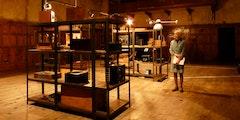 Ethometric Museum Photo: Ray Lee